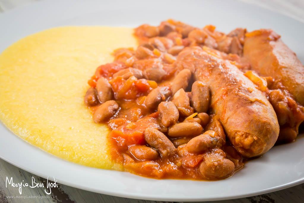 Salsiccia-e-fagioli-con-polenta