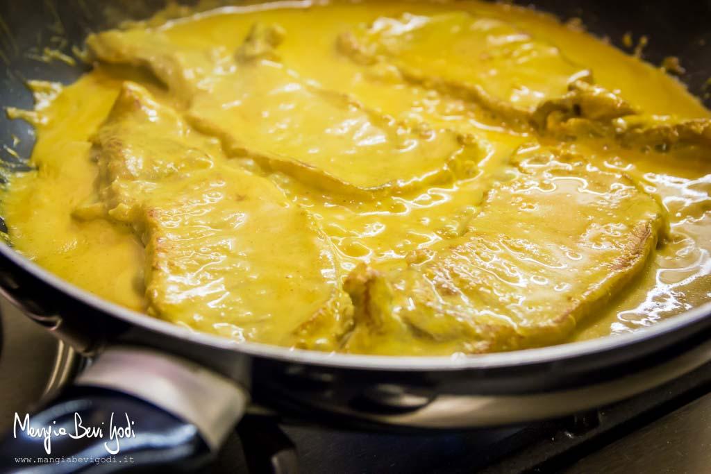 fettine-lonza-maiale-senape-padella