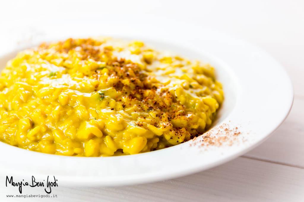 risotto-curcuma-gorgonzola-pentola-pressione