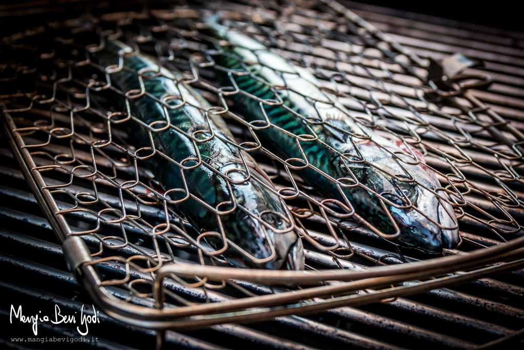 graticola per pesce
