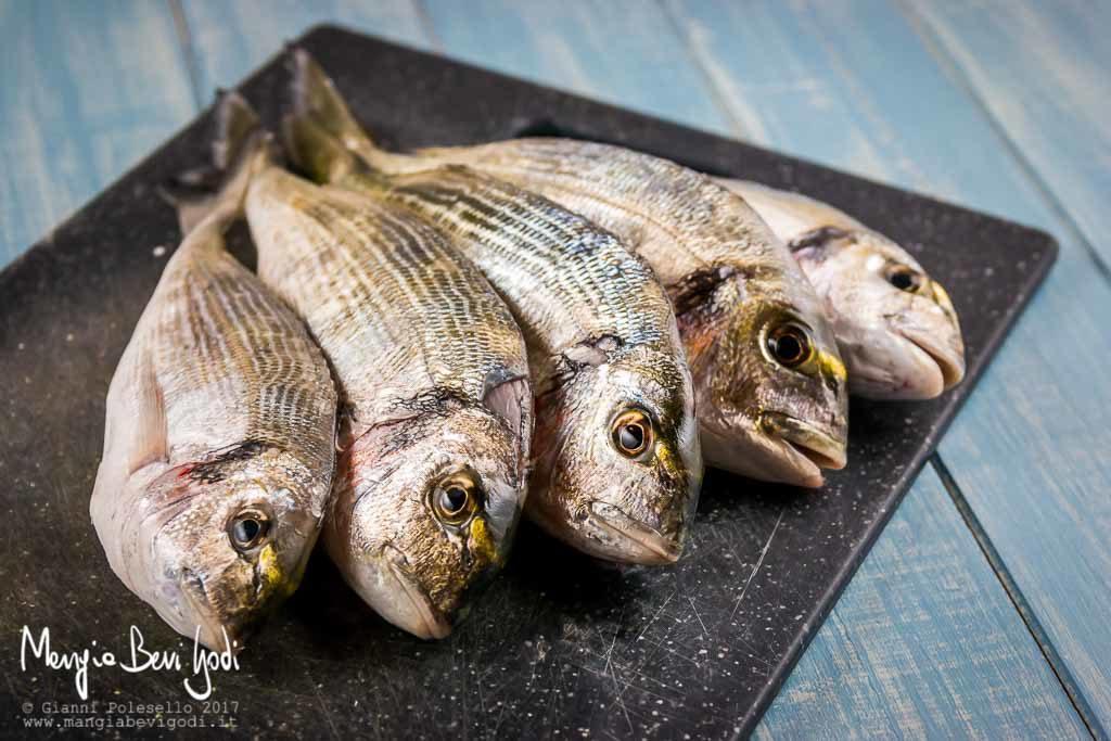 Orate pescate