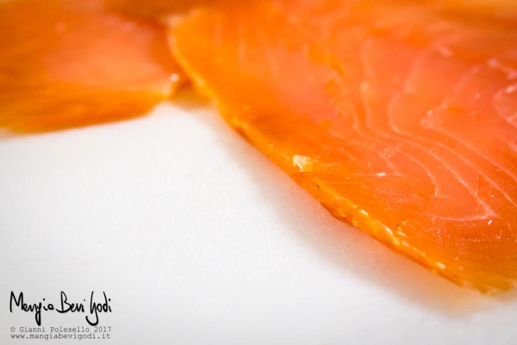 Fette di salmone