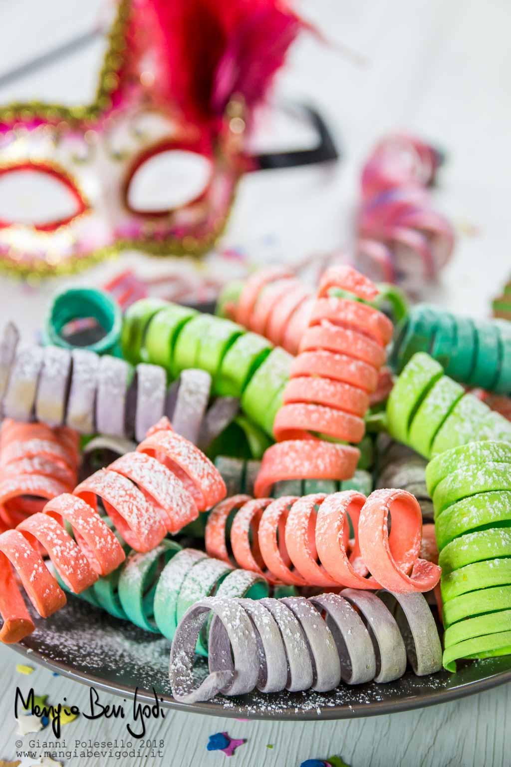 Stelle filanti dolci