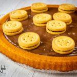 Crostata morbida con crema alla Nutella