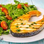Salmone alla piastra (o griglia)
