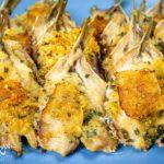 Sardine al forno gratinate