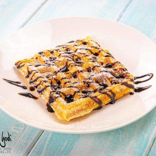 Waffle Ricetta Originale Americana.Waffle Ricetta Americana La Piu Semplice Mangia Bevi Godi Blog Di Cucina E Ricette