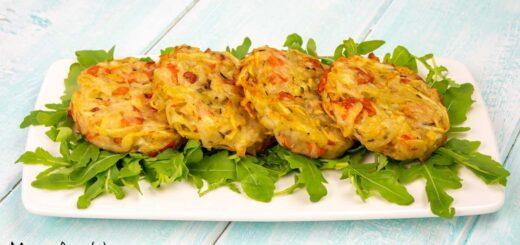 Rosti di patate e salmone