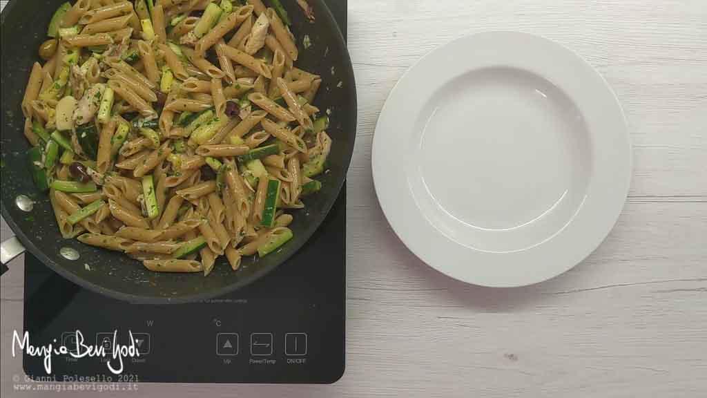 Spadellare la pasta