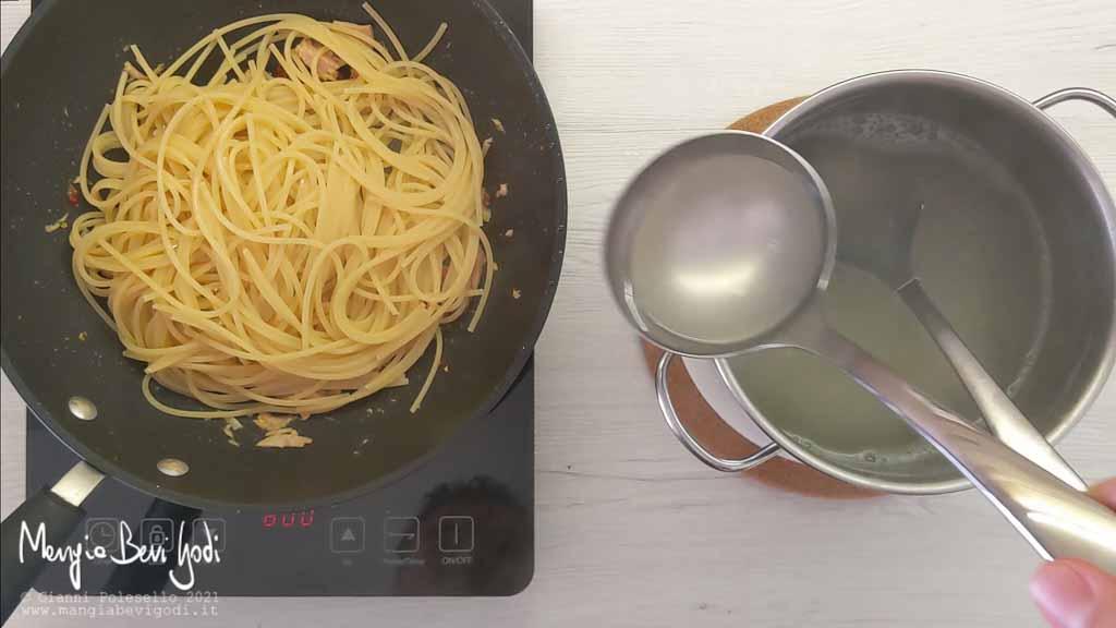 Risottare la pasta