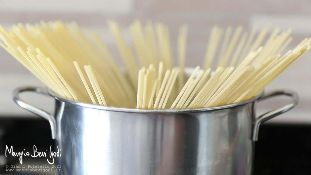 Cottura spaghetti