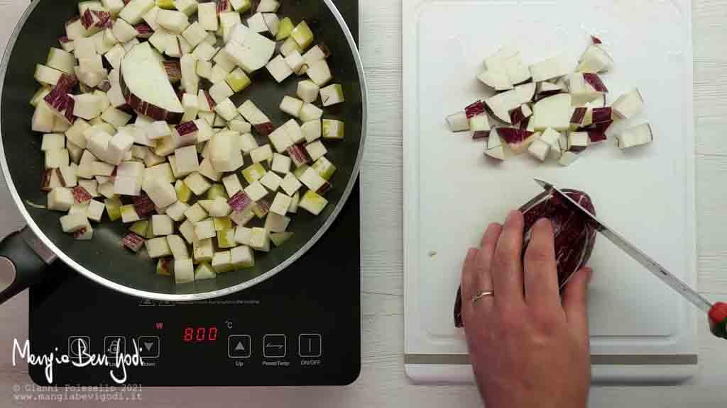 Cottura melanzane