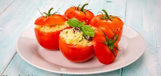 pomodori ripieni senza cottura